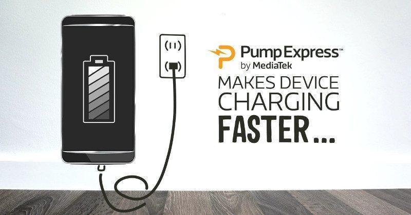 Mediatek Pump Express